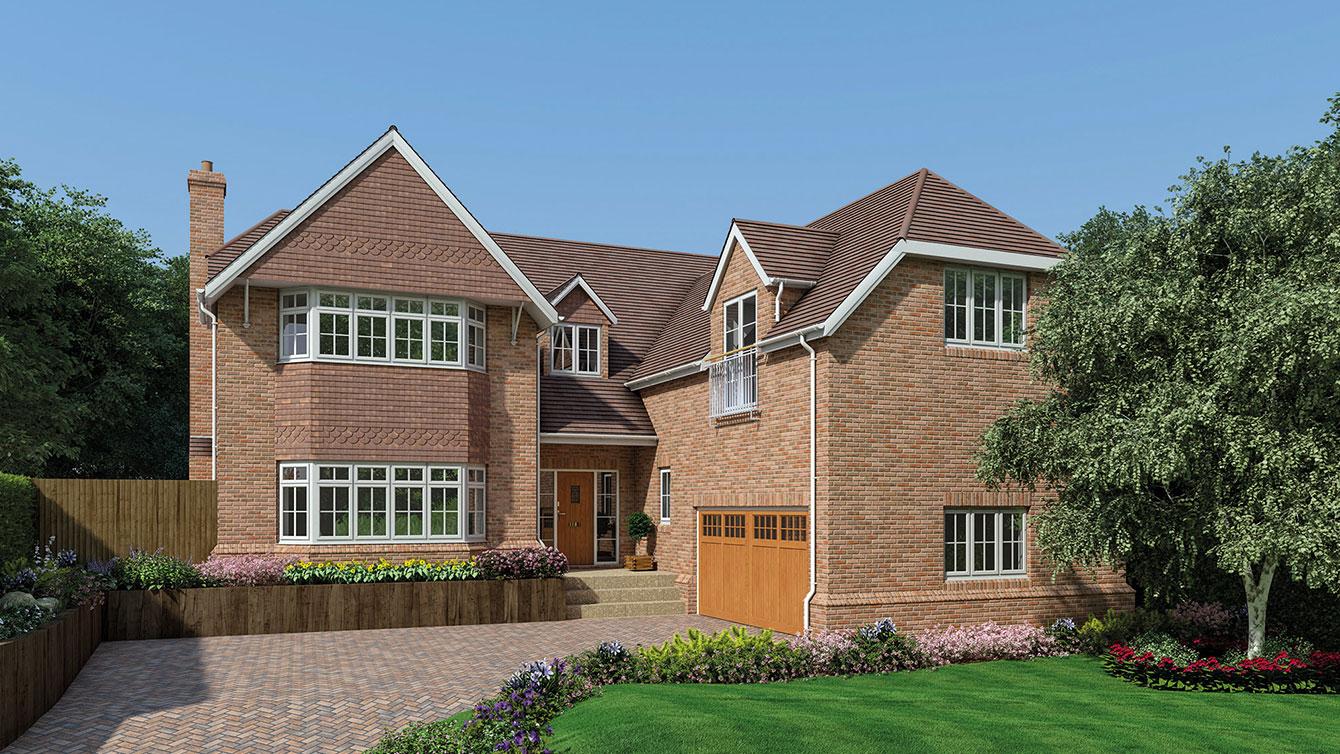 New Build Homes Derwen Fawr Swansea