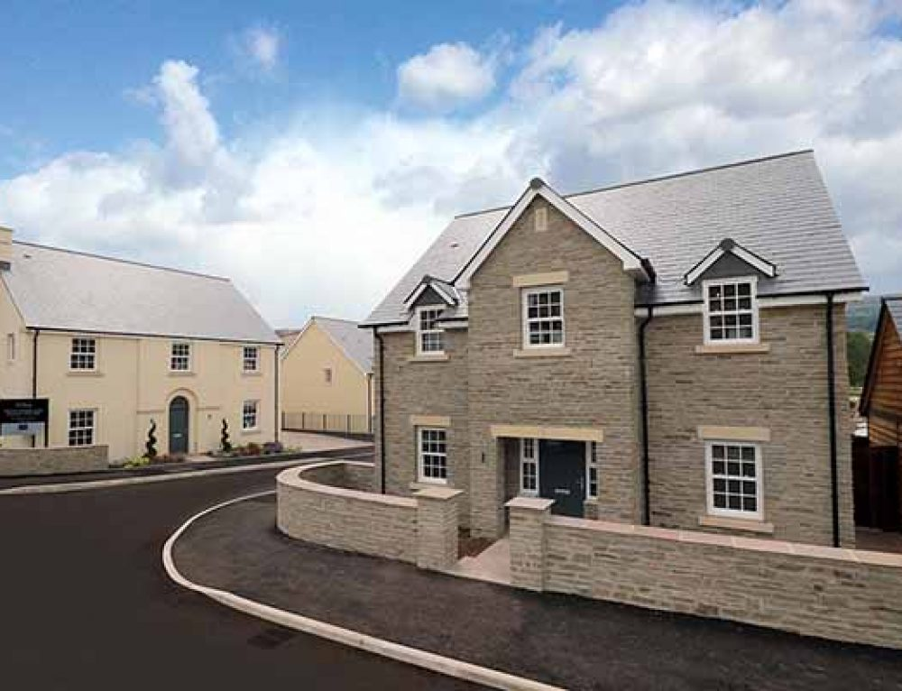 CRICKHOWELL SHOW HOME WOWS HOMEBUYERS