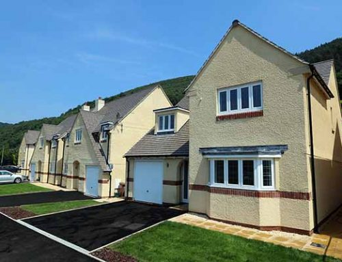 HELP FOR HOMEBUYERS IN PICTURESQUE PONTYWAUN