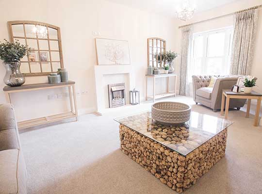 SHOW HOME GIVES GLIMPSE OF NEW ERA AT WEDGWOOD PARK