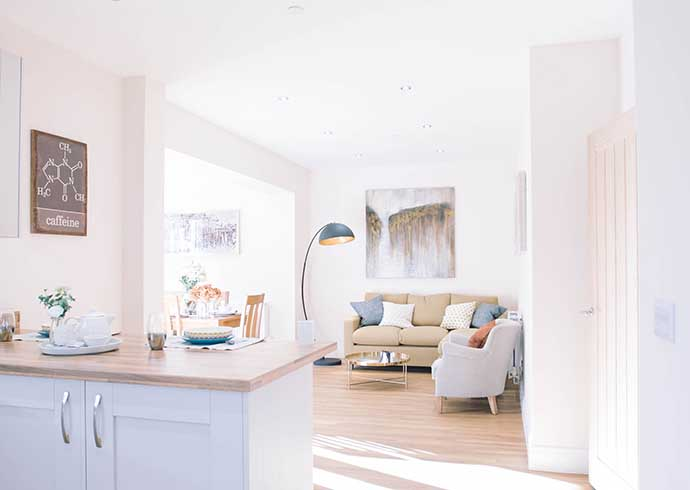ABERTHIN SHOW HOME OFFERS LIVEABLE LUXURY