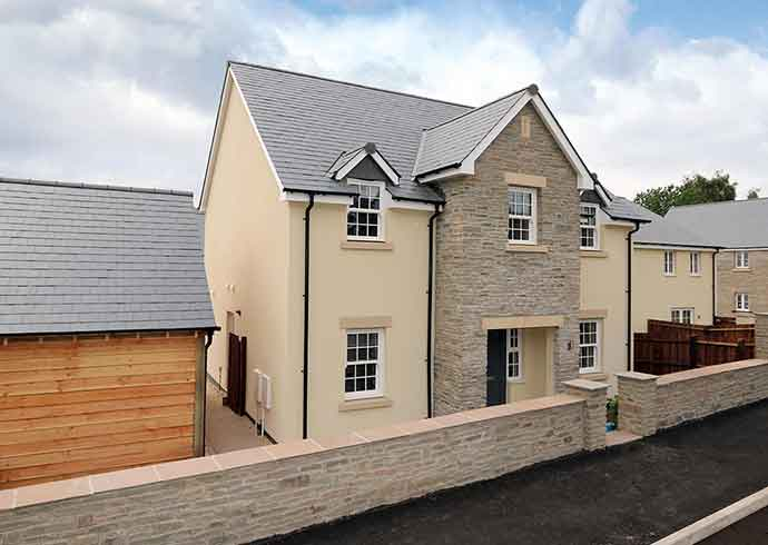TRY OUT A NEW HOME IN CRICKHOWELL –  BEFORE IT'S TOO LATE