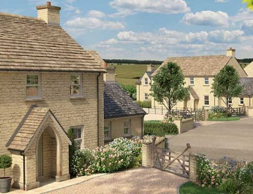 NEW TAKE ON AN OLD CLASSIC IN THE COTSWOLDS