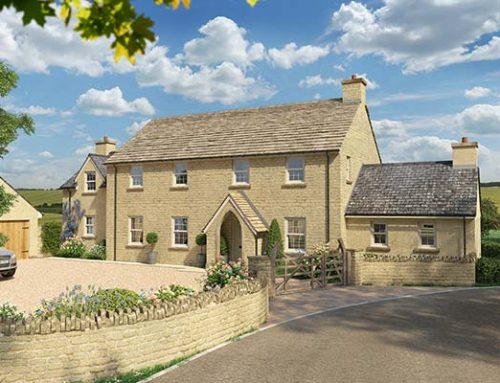 EDENSTONE OFFERS LUXURY LIVING IN THE COTSWOLDS
