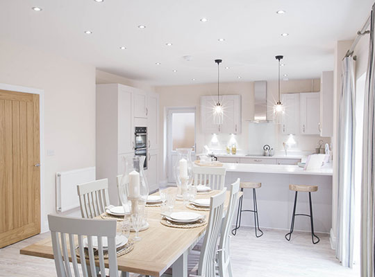 NEW HOMES IN ABERGAVENNY HAVE ALL THE RIGHT INGREDIENTS