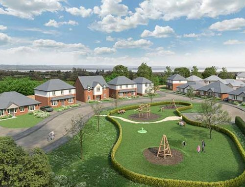 EDENSTONE HOMES LAUNCHING IN LYDNEY AT RIVER VIEW