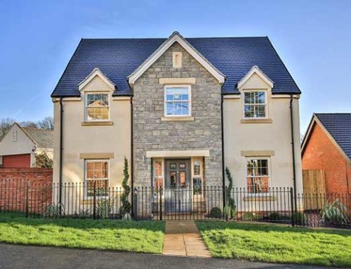 NEW HOMES IN DINAS POWYS AREN'T HALF POPULAR