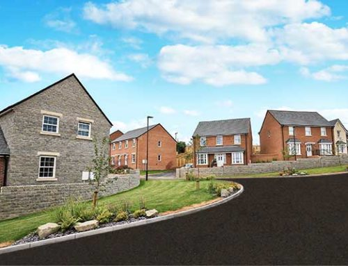 NEW GARDEN VILLAGE BLOSSOMS IN LYDNEY