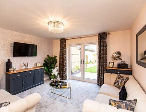 BUNGALOW SHOW HOME BOOSTS NEW HOME SALES IN LYDNEY