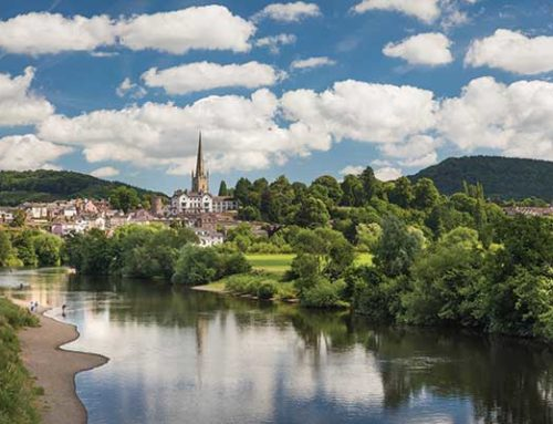 EDENSTONE FOUNDATION GRANTS AVAILABLE  IN ROSS-ON-WYE