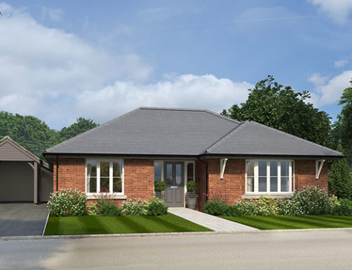BUYERS CAN'T WAIT FOR BUNGALOW SHOW HOME IN MORRISTON