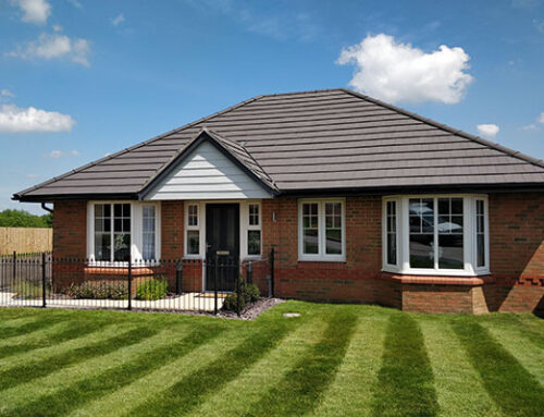 LYDNEY BUNGALOWS ARE THE RIGHT SIZE FOR DOWNSIZERS
