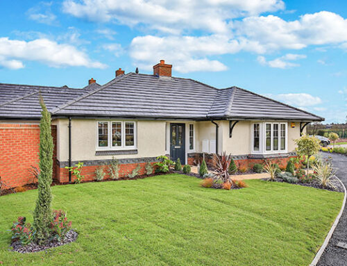 BUNGALOWS IN ROSS-ON-WYE ARE THE RIGHT SIZE FOR DOWNSIZERS