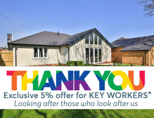 KEY WORKERS COULD GET THE KEYS TO A NEW HOME WITH 5% DISCOUNT
