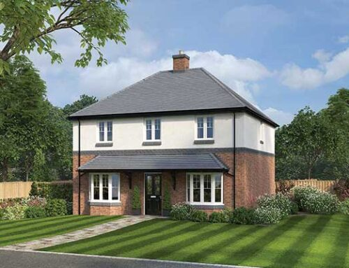 WHY NOW IS THE TIME TO BUY A NEW HOME IN ROSS ON WYE