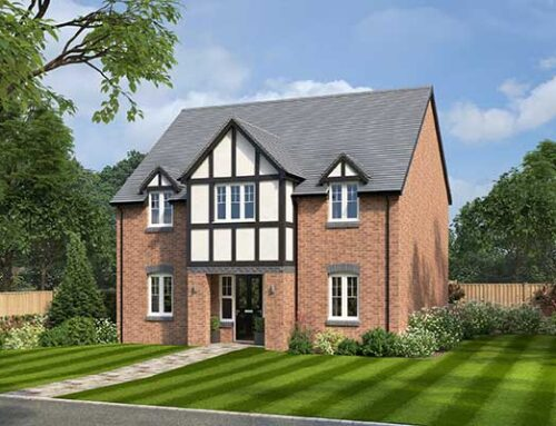 FANTASTIC 4% SAVINGS ON FAB FOUR-BEDROOM HOMES IN ROSS ON WYE